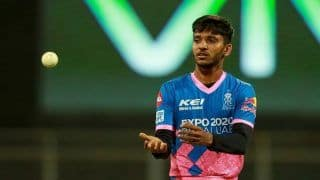Rajasthan Royals Pacer Chetan Sakariya's Father Passes Away Due to COVID-19